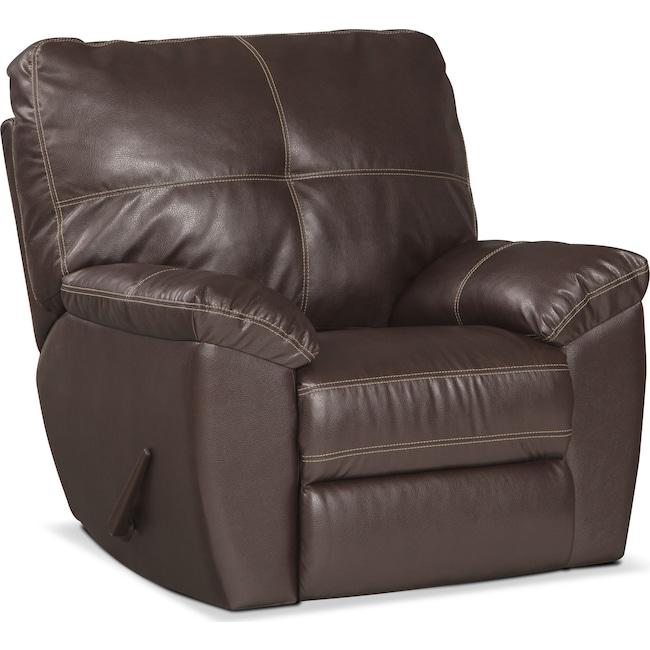 Living Room Furniture - Ricardo Glider Recliner