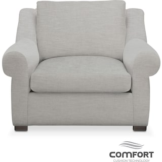 Asher Comfort Chair - Dudley Gray