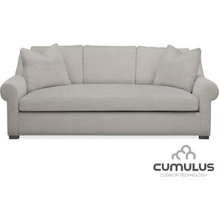 Asher Cumulus Sofa - Gray