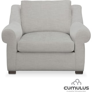 Asher Cumulus Chair - Dudley Gray
