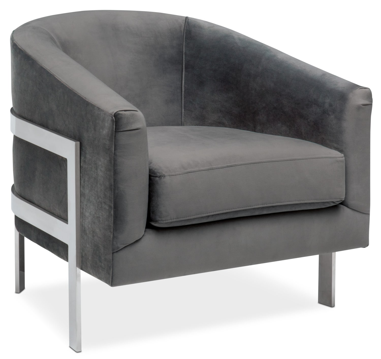 Circo Accent Chair Gray