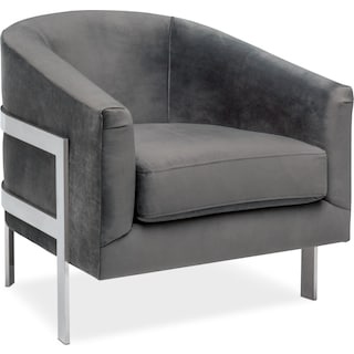 Circo Accent Chair - Gray
