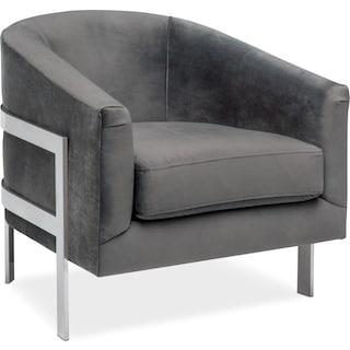Circo Accent Chair - Gray