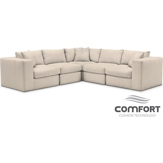 The Collin Comfort Collection - Pearl