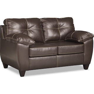 Ricardo Loveseat - Brown