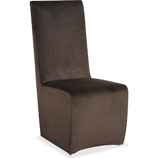 Simona Side Chair - Espresso