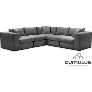 The Collin Cumulus Collection - Gray