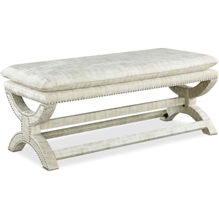 Michelle Bench - Cream