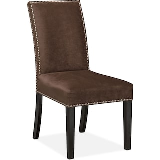 Irvine Side Chair - Espresso