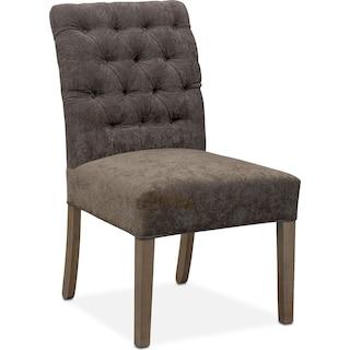 Tinsley Side Chair - Espresso