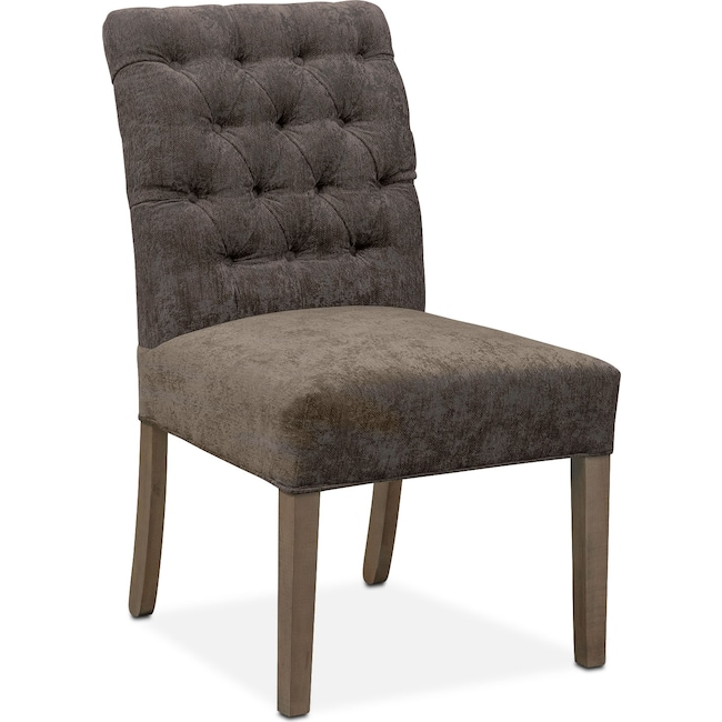Dining Room Furniture - Tinsley Side Chair - Espresso