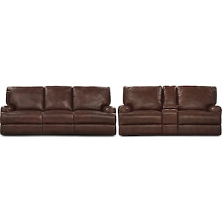 The Kingsway Collection - Brown