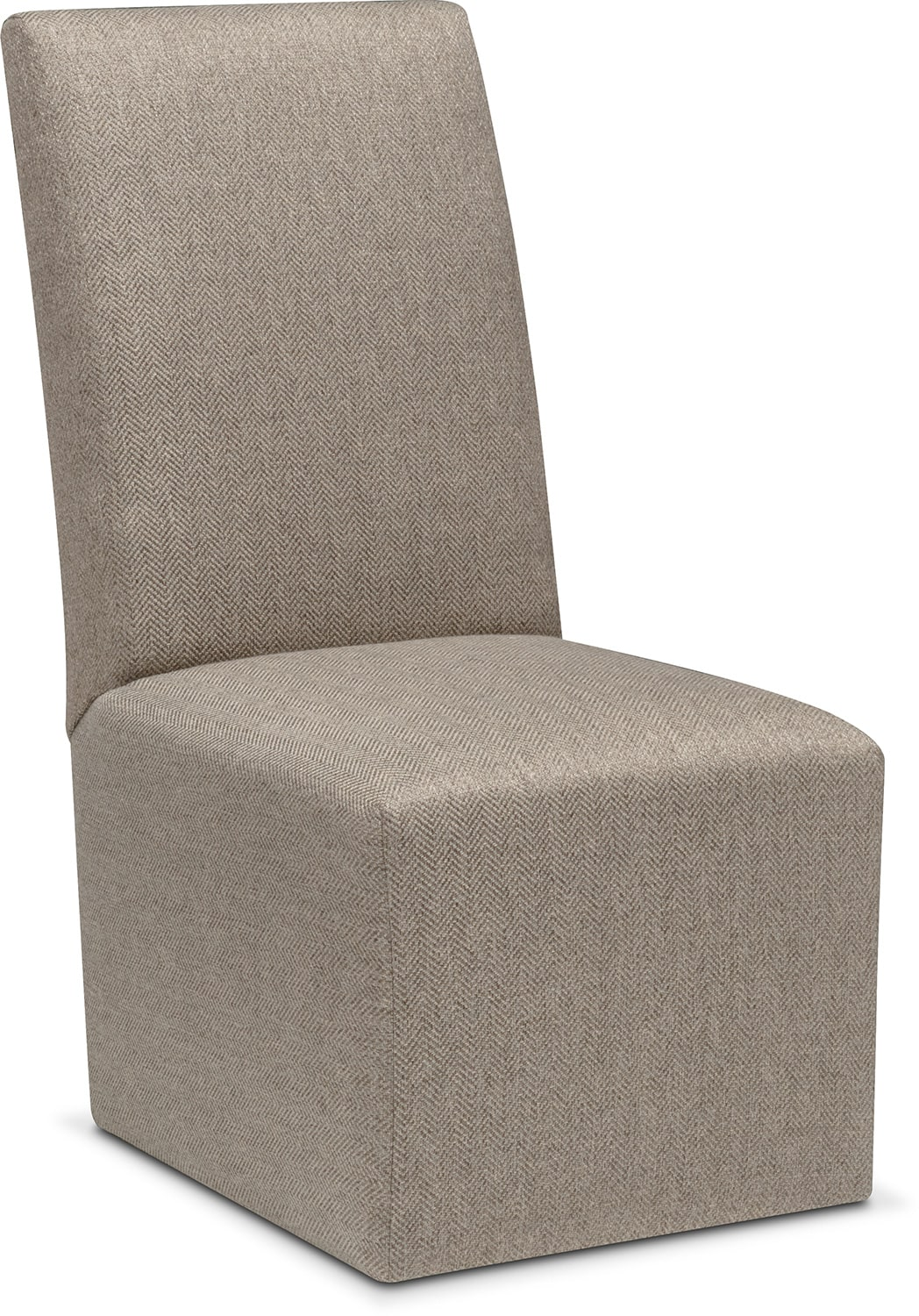 Lathan Side Chair   Moss