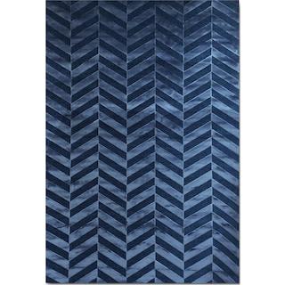 Napa 8' x 11' Rug - Blue