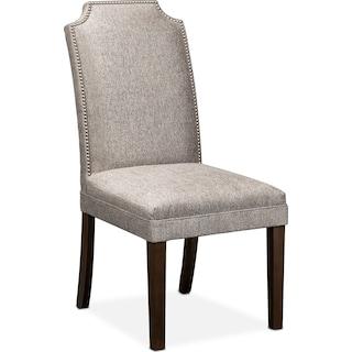 Ariana Side Chair - Gray