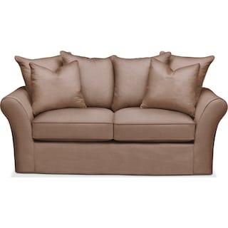 Colette Sofa Gray American Signature Furniture - American signature sofas