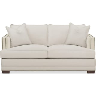 Arden Apartment Sofa- Cumulus in Victory Ivory