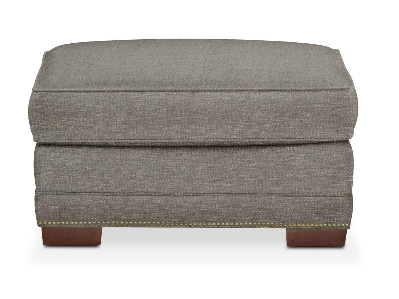 Living Room Furniture - Arden Ottoman
