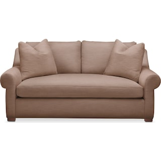 Asher Apartment Sofa- Cumulus in Abington TW Antler