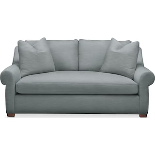 Asher Apartment Sofa- Cumulus in Abington TW Seven Seas