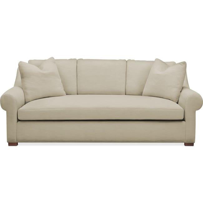Living Room Furniture - Asher Sofa- Cumulus in Abington TW Barley