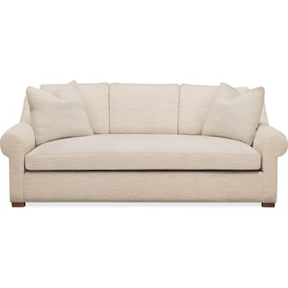 Asher Sofa- Cumulus in Victory Ivory