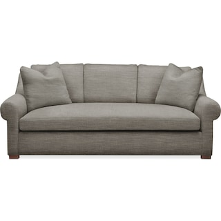 Asher Sofa- Cumulus in Victory Smoke