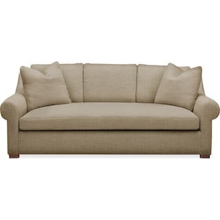 Asher Sofa- Cumulus in Millford II Toast