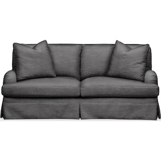 Campbell Apartment Sofa- Cumulus in Curious Charcoal