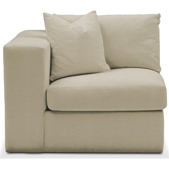 Living Room Furniture - Collin Left Arm Facing Chair- Cumulus in Abington TW Barley