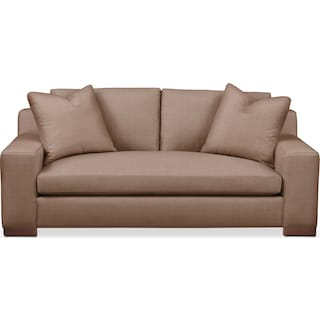 Ethan Apartment Sofa- Cumulus in Abington TW Antler