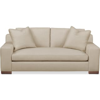 Ethan Apartment Sofa- Cumulus in Depalma Taupe