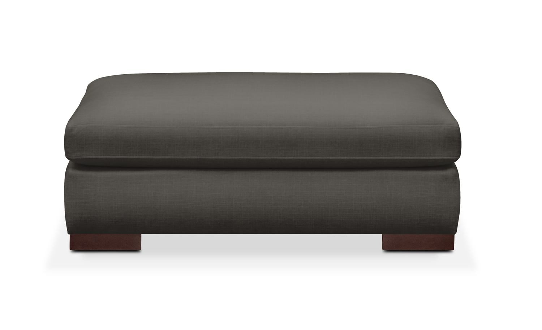 Living Room Furniture - Ethan Ottoman