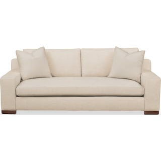 Ethan Sofa- Cumulus in Anders Ivory