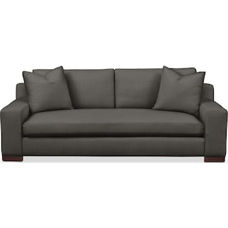 Ethan Sofa- Cumulus in Statley L Sterling