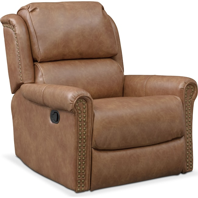 Lovely Living Room Furniture Courtland Glider Recliner Saddle HD - Inspirational glider recliner chair For Your House