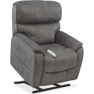 Mondo Power Lift Recliner - Gray