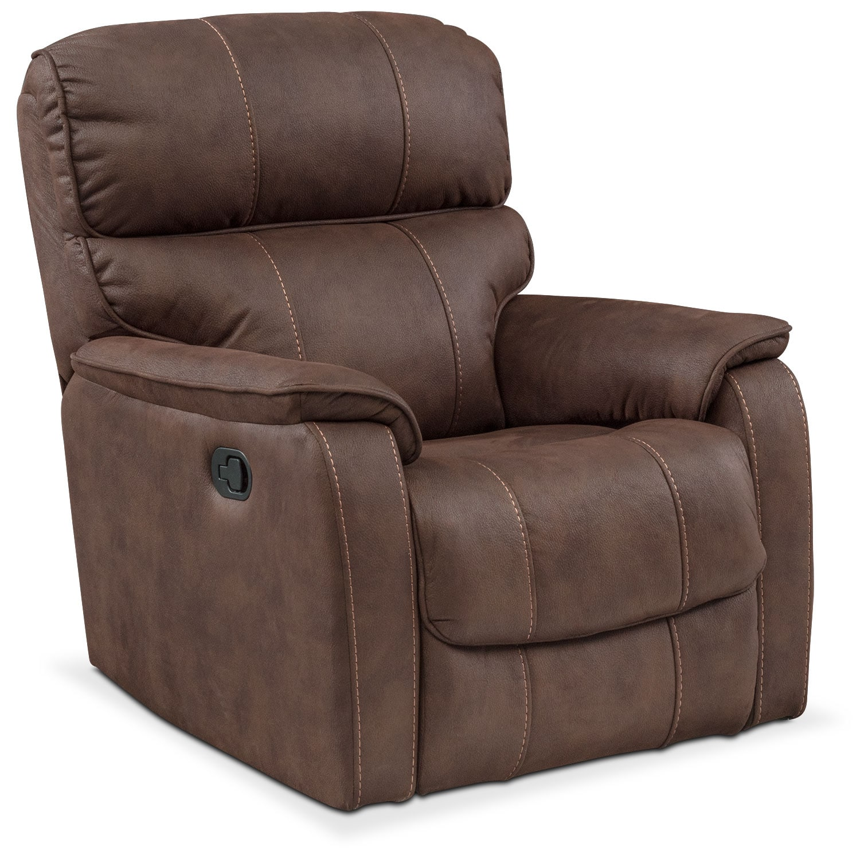 Living Room Furniture - Mondo Glider Recliner