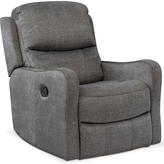 Cabo Glider Recliner - Gray