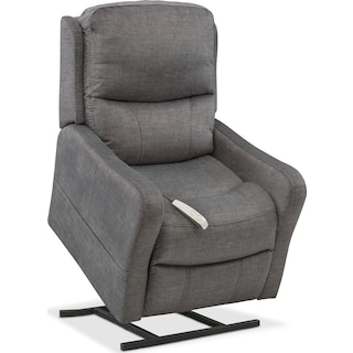 Cabo Power Lift Recliner - Gray