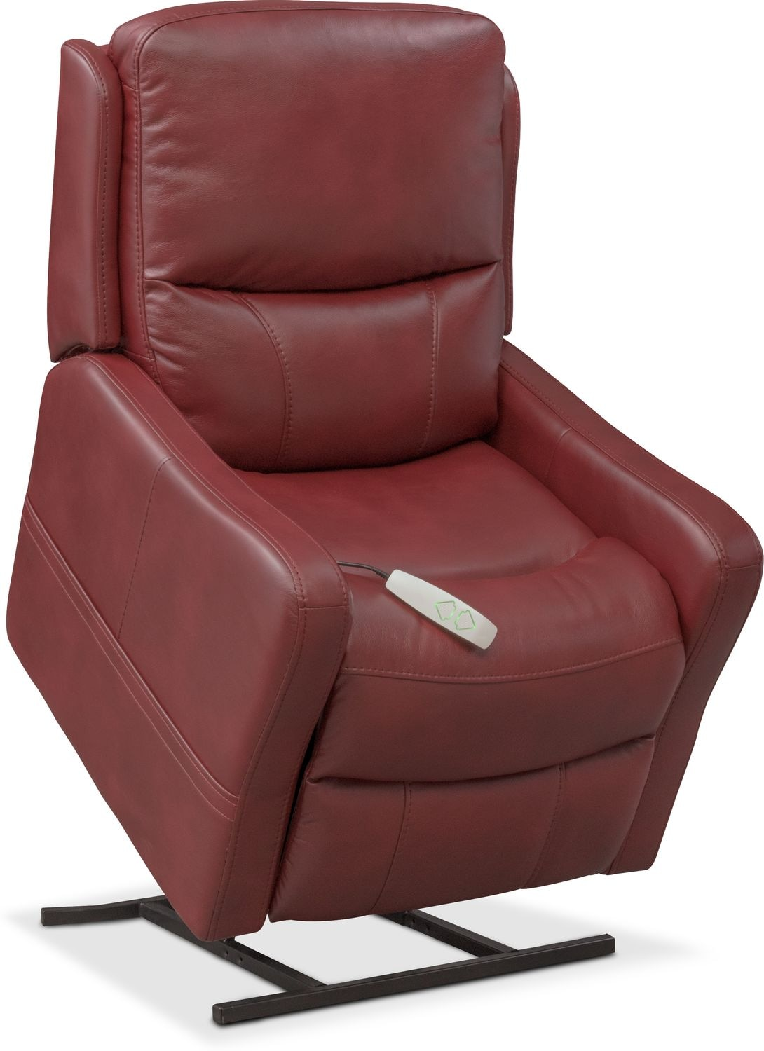 Cabo Power Lift Recliner   Red