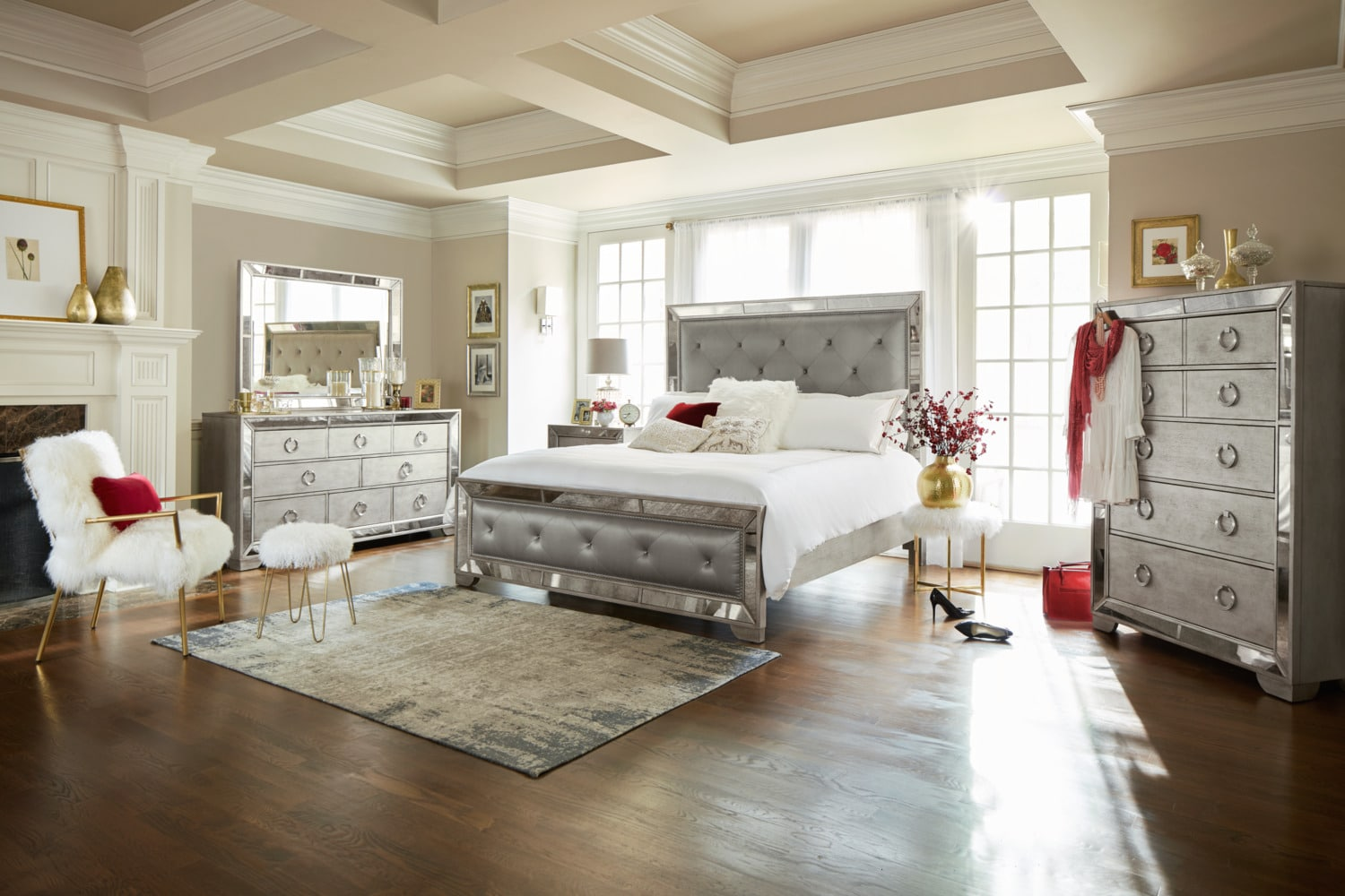 High Quality The Angelina Collection   Metallic Design Inspirations