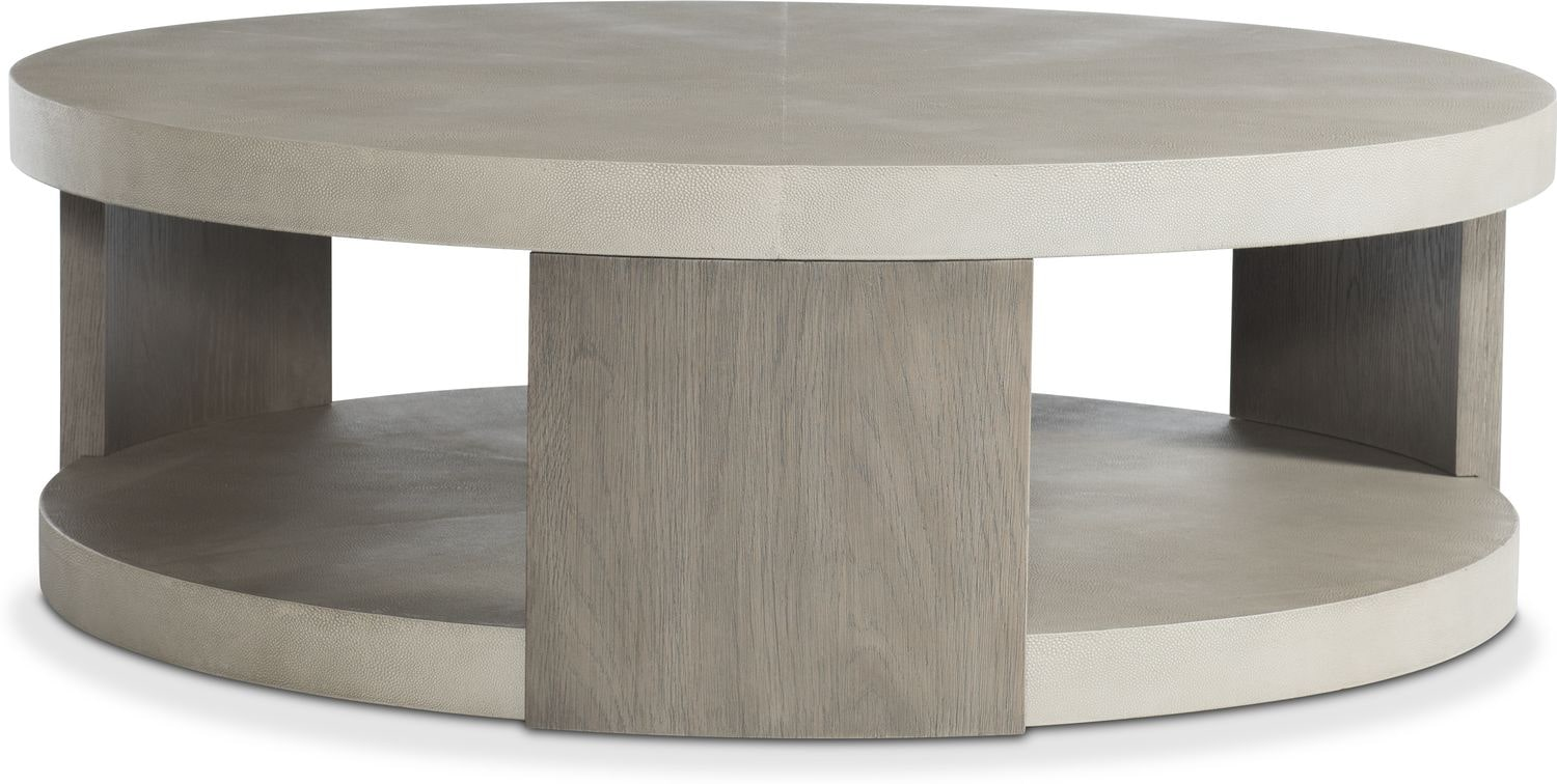Riviera Cocktail Table   Silver