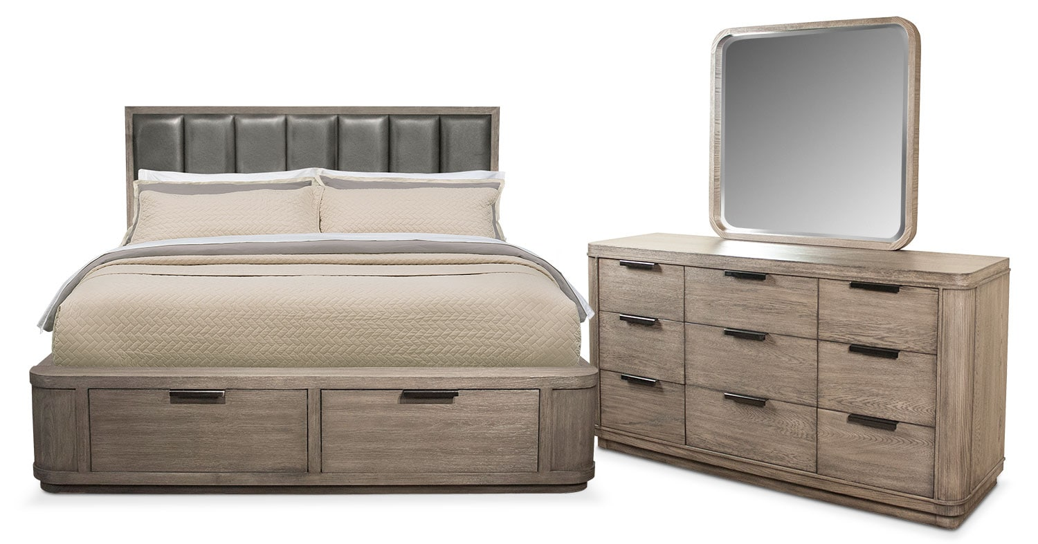 Amazing 5 Piece Bedroom Set Decor