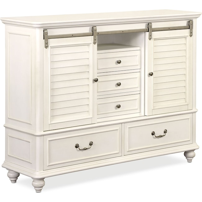 Bedroom Furniture - Charleston Sliding Door Chest