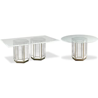 The Reflection Dining Collection - Mirror