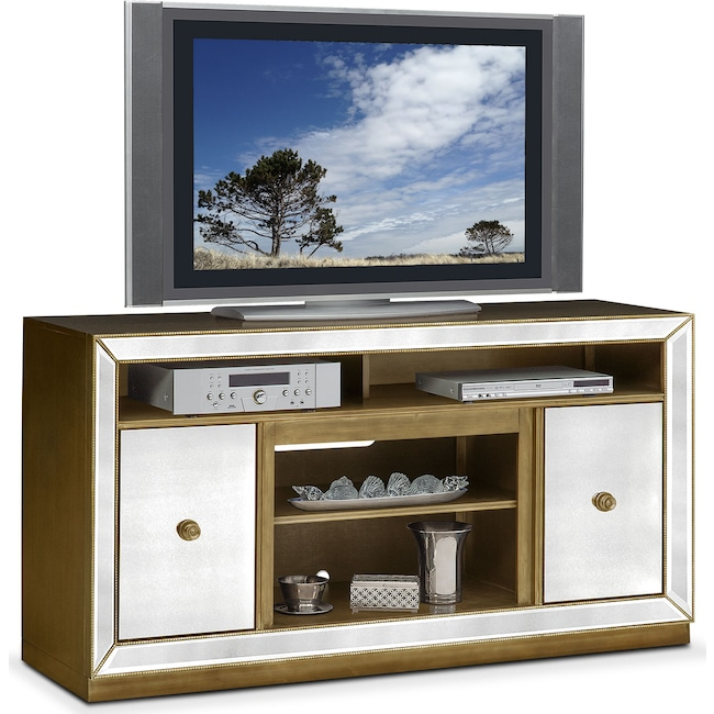 Reflection Tv Stand Mirror Value City Furniture And Mattresses
