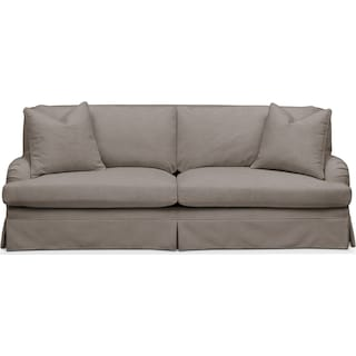 Campbell Sofa- Cumulus in Oakley III Granite
