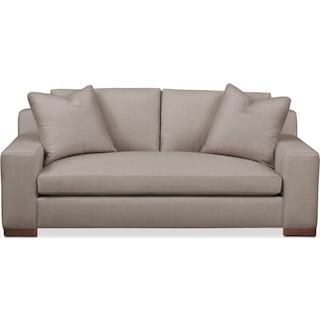 Ethan Apartment Sofa- Comfort in Abington TW Fog