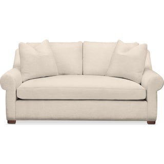 Asher Apartment Sofa- Comfort in Curious Pearl